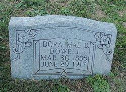 Dora Mae <I>Beauchamp</I> Dowell