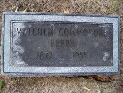 Malcolm Commodore Perry