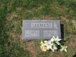 Irene James