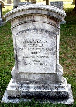 Melissa M <I>Kollock</I> Watkins