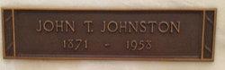 John Thomas Johnston