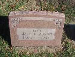 """Mary E """"Bybo"""" Austin"""