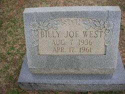 Billy Joe West