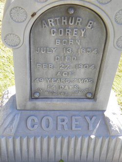 Arthur B Corey