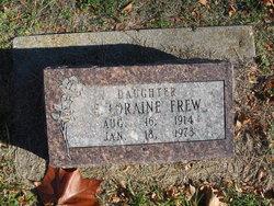 Edith Loraine <I>Edwards</I> Frew