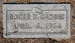 Roger R. Gaddis
