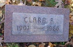Clara F. <I>Yost</I> Morgenstern
