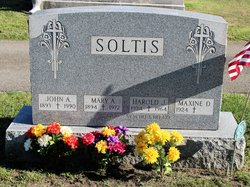 Mary A Soltis