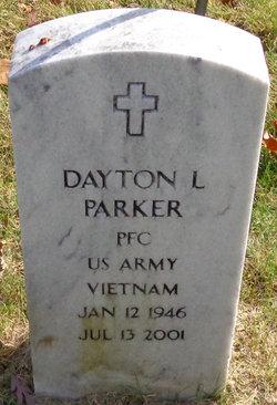 Dayton L Parker