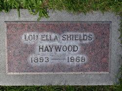 Lou Ella Shields Haywood