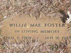 Willie Mae Foster