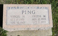 Virgil Hollis Ping
