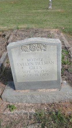 Evelyn Tillman Giles