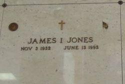James I. Jones