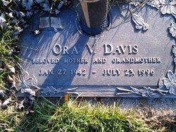 Ora V. Davis