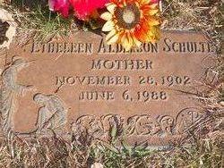 Etheleen <I>Alderson</I> Schulte