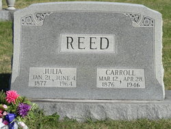 Carroll Reed