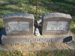 Margaruite <I>Johnson</I> Bruce