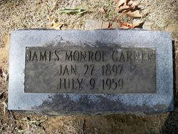 James Monroe Garner