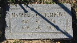 Maebelle C. Thompson