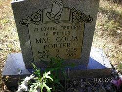 Mae Golia Porter