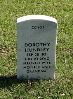 Dorothy Hundley