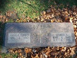 Anna Ruth <I>Turney</I> Palm