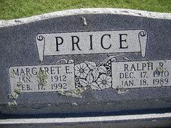 Margaret E Price