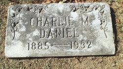 Charlie M. Daniel
