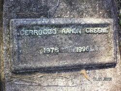 Gerocco Aaron Greene