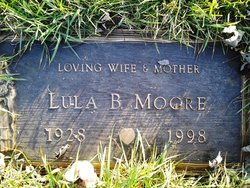 Lula Bell Moore