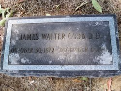 James Walter Cobb