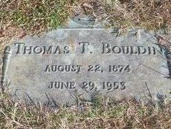 Thomas Tyler Bouldin, Jr