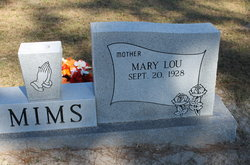 Mary Lou Mims