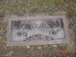 Vigdis <I>Hagfors</I> Carlson
