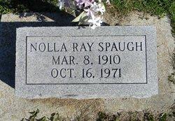 Nolla Ray Spaugh