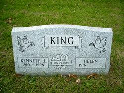 Kenneth J King