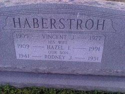 Vincent J Haberstroh, Sr