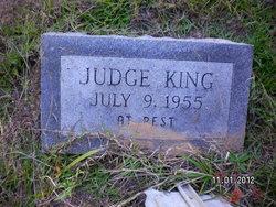 Judge King