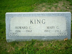 Mary Gertrude <I>Simpson</I> King