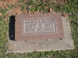 Anna Elizabeth <I>McClellan</I> Bush