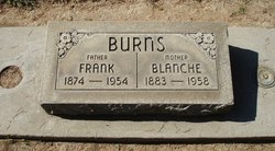 Frank George Burns