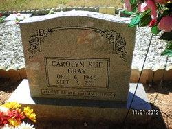 Carolyn Sue Gray