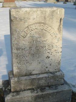 "Helen ""Lena Bell"" <I>Emery</I> Corser"
