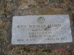 Roy Wilmar Hansen
