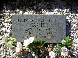 Oliver Roechell Carhee