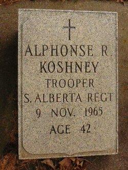 Alphonse Richard Koshney