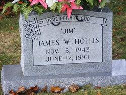 James W Hollis
