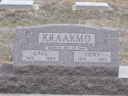 Opal May <I>Philpott</I> Kraakmo