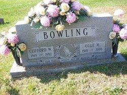 Clifford W. Bowling